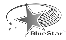 BlueStar Parts and Manuals